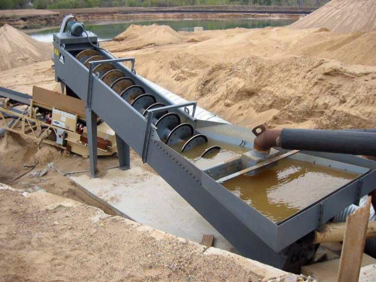 Шнековой транспортер для песка транспортер т4 рейка